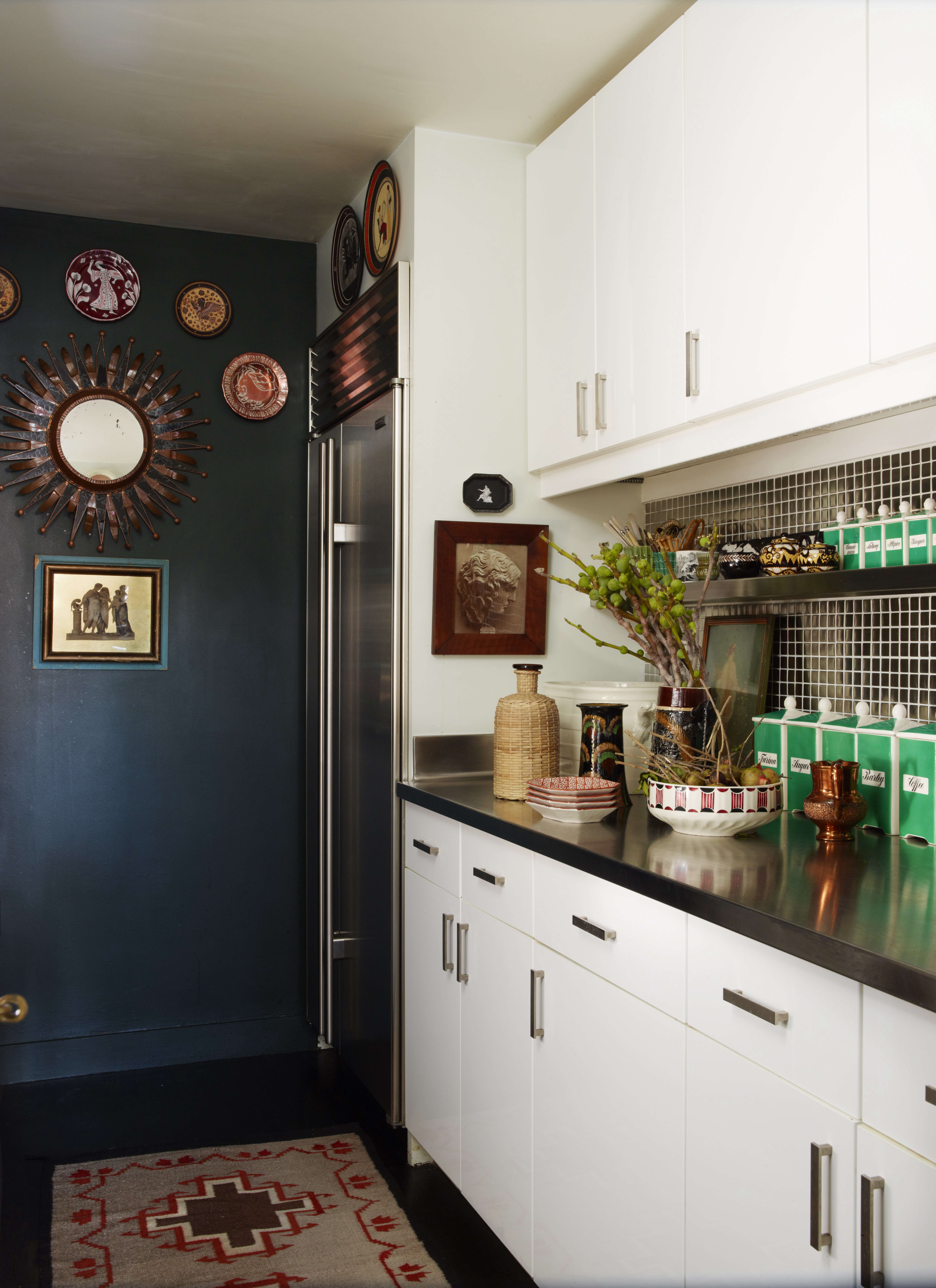 A NYC Collector's Apartment Inspired by Sir John Soane ...