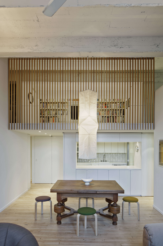 Jennifer Hanlin Cobble Hill Apartment Dining Room, Photo By Eduard Hueber