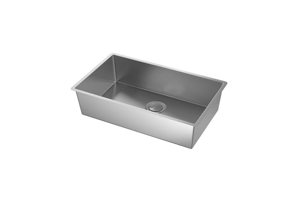 10 Easy Pieces: Stainless Steel Kitchen Sinks - Remodelista