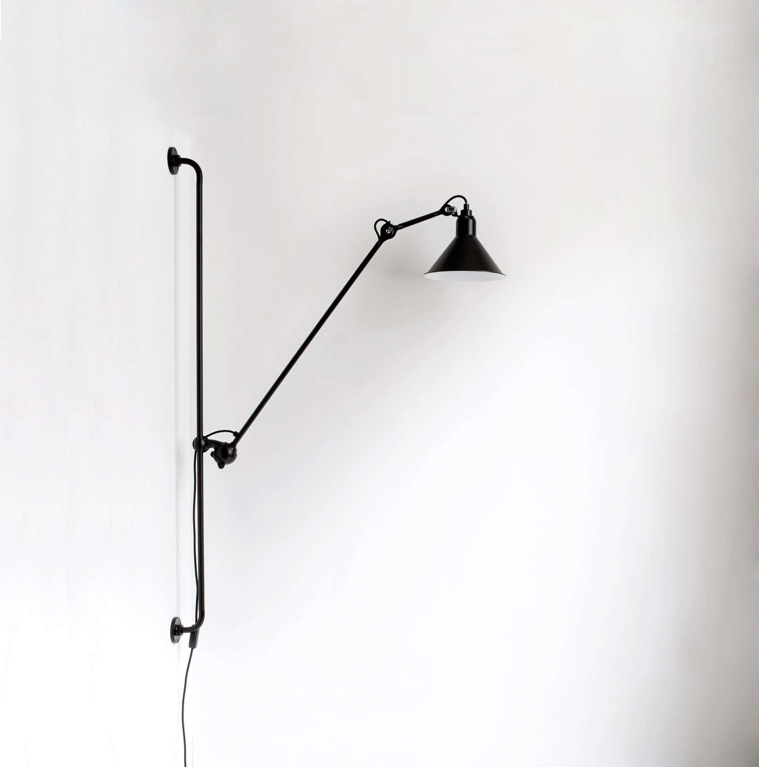 lampe gras model 214 wall lamp. Black Bedroom Furniture Sets. Home Design Ideas