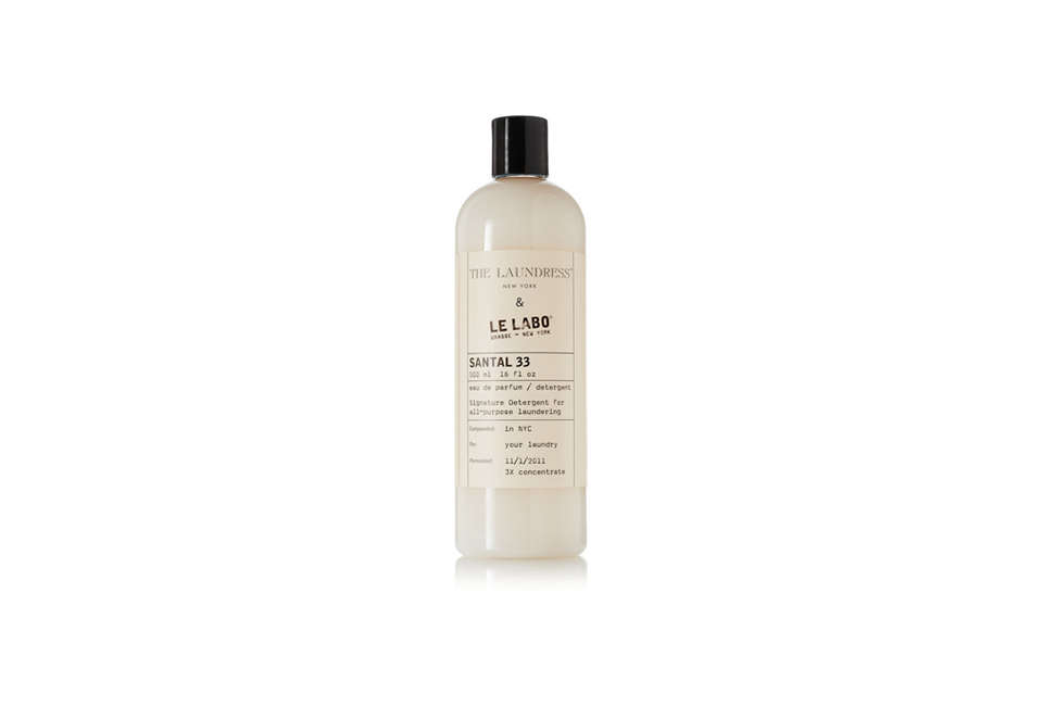 Le Labo and The Laundress Santal Garment Wash