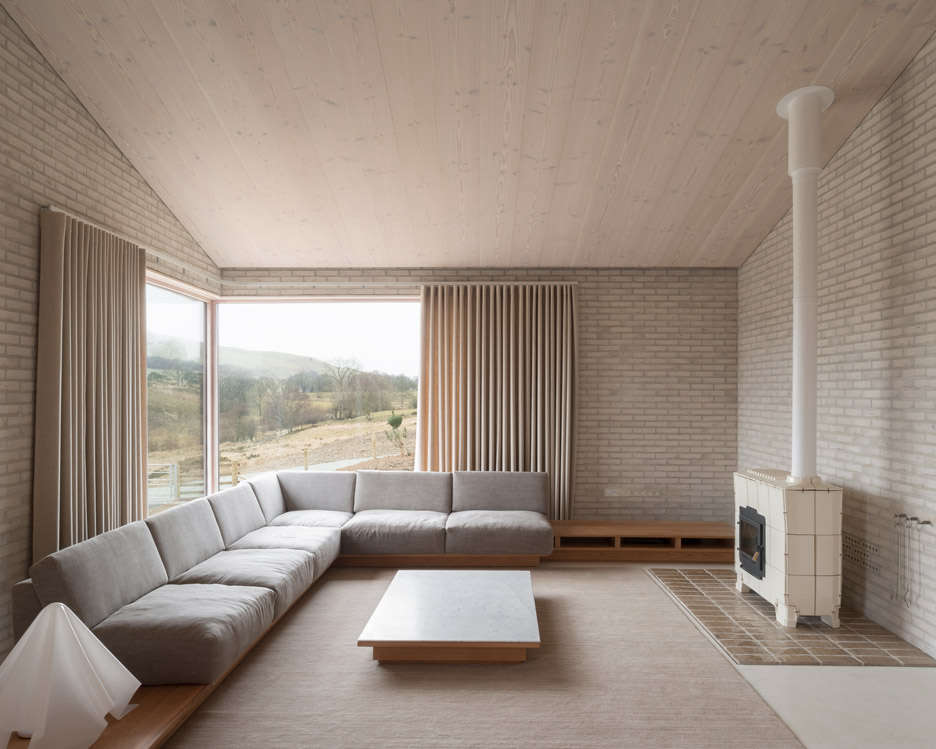 Life House John Pawson Living Architecture Living Room