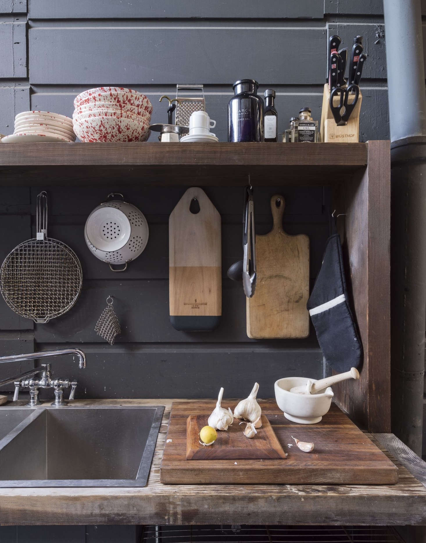 Beyond the Barbecue 15 Streamlined Kitchens for Outdoor Cooking