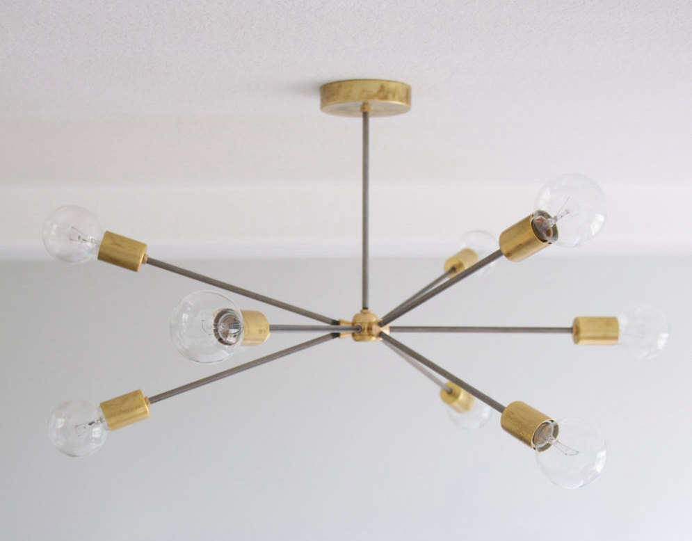 elegant economy 7 pendant fixtures from indie lighting companies