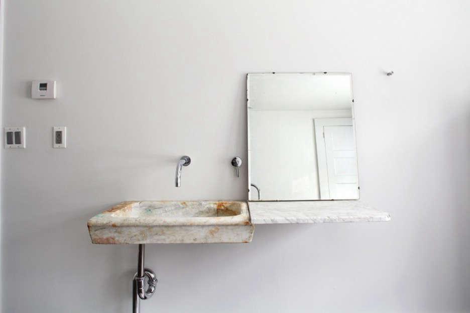 Trend Alert Deconstructed Baths Remodelista - Remodelista bathroom