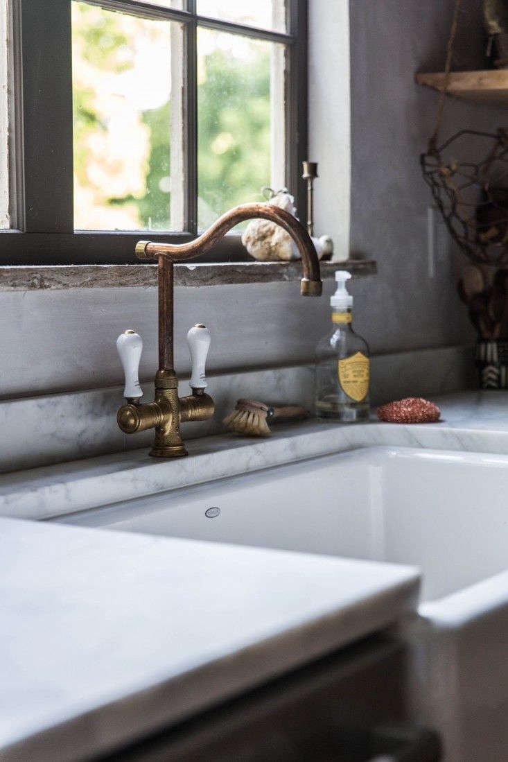 Beth Kirby French Style Faucet