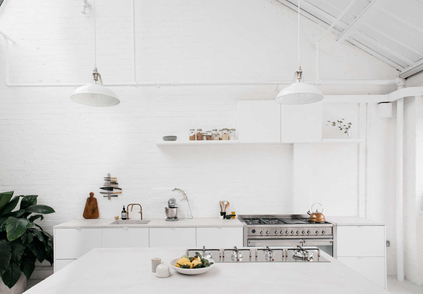 Photography Studio Rye London Was Built With Ikea S Kitchen Cabinet System It Has Really