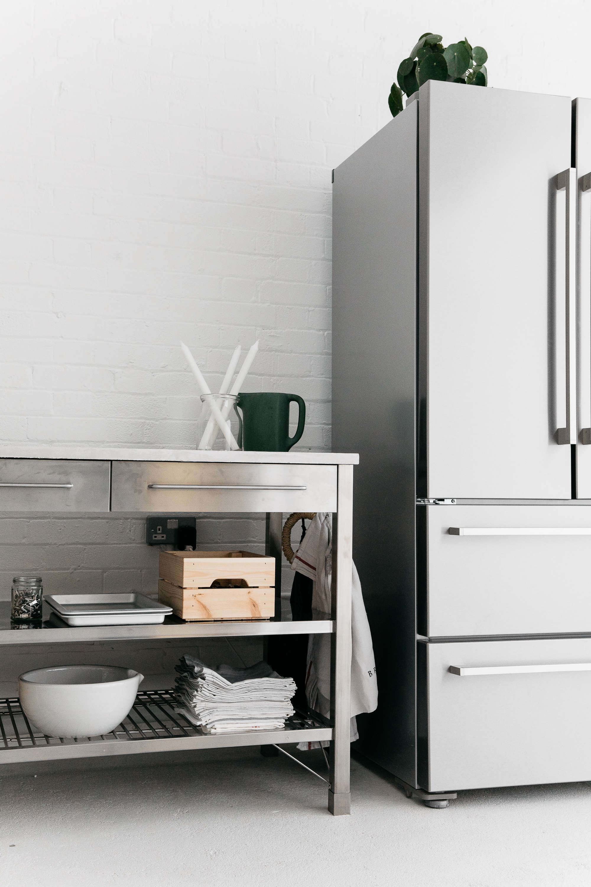 Kitchen Of The Week An Artful Ikea Hack Kitchen By Two