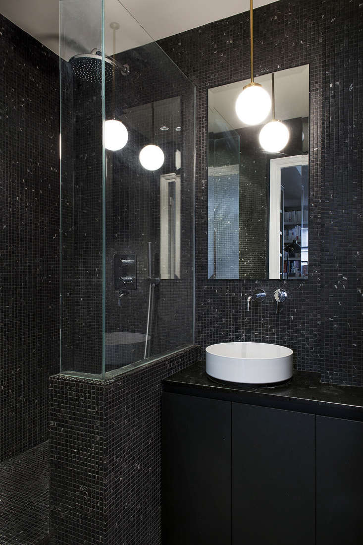 Paris Style Bathroom Decor: 9 Small-Space Ideas To Steal From A Tiny Paris Apartment