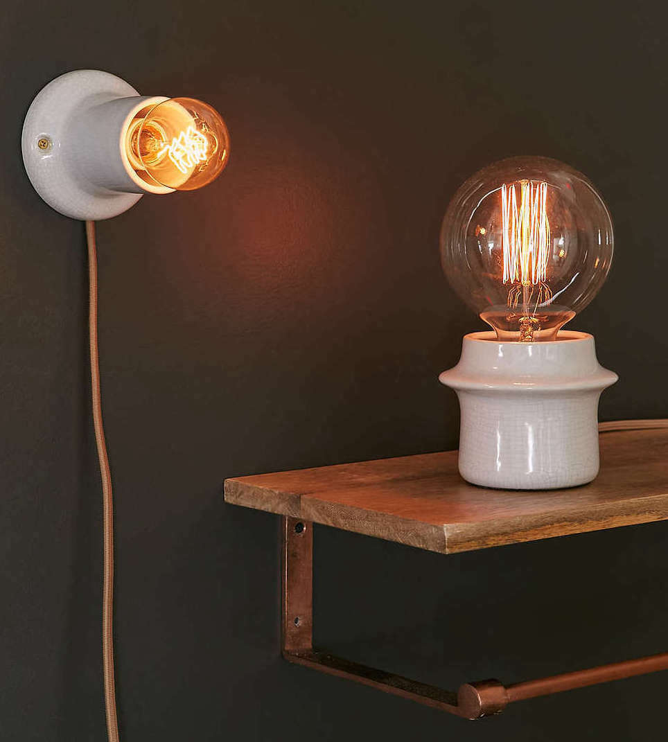 A Well-Priced, Petite Table Light From UO