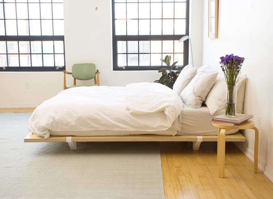 5 Favorites The New Portable Flat Pack Bedframe Remodelista