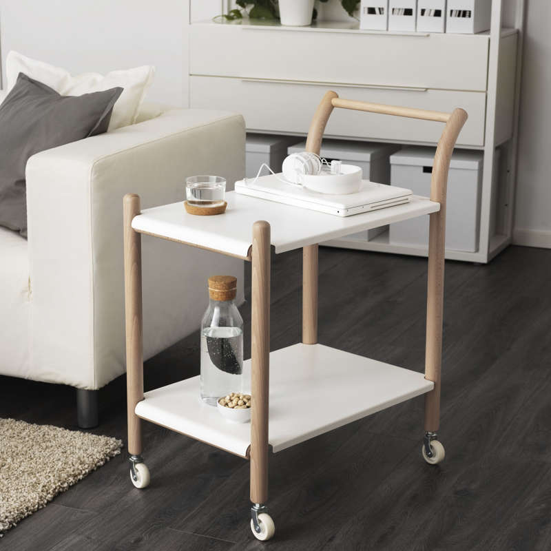 high low the scandi drinks trolley ikea and alvar aalto editions