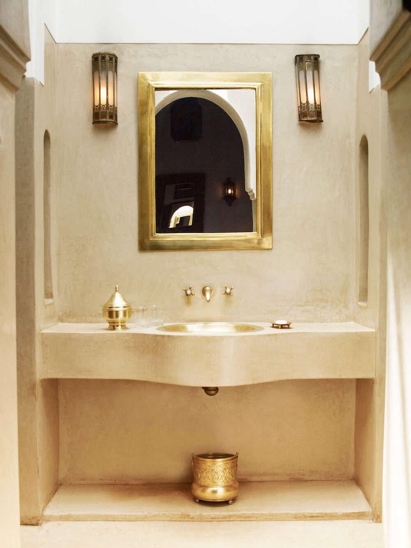 Remodeling 101: Moroccan Tadelakt Plaster Finish - Remodelista