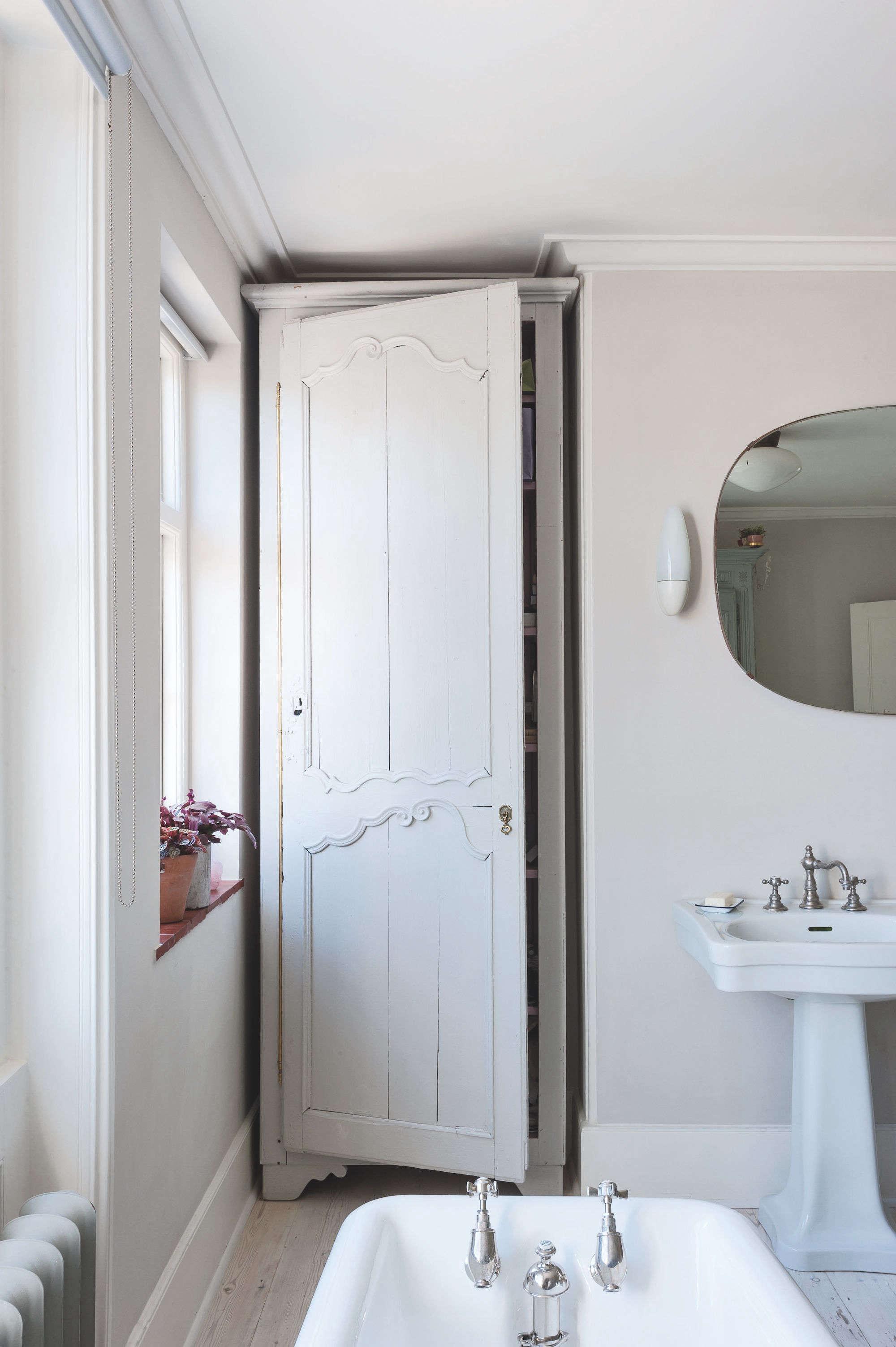 Lovely narrow armoire michelle mckenna bath uk