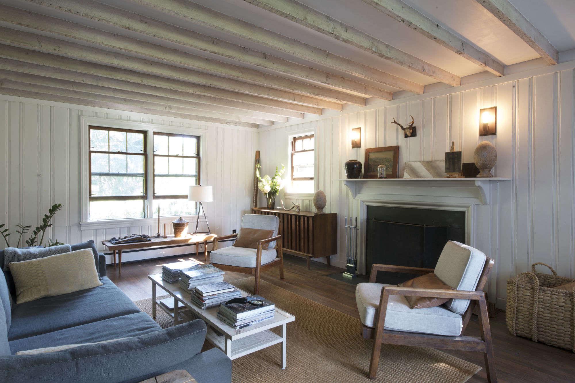 Great Farmhouse Sitting Room