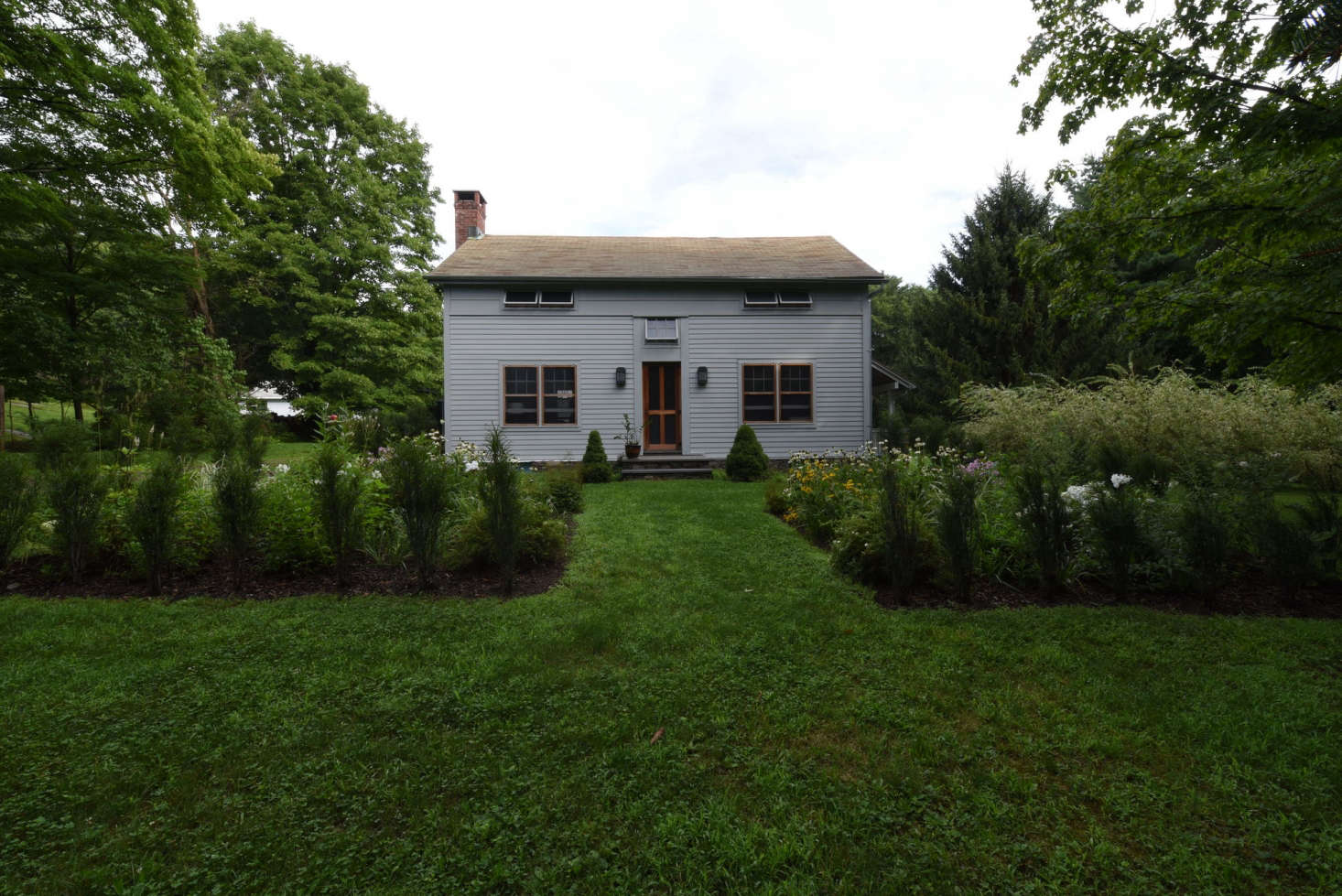 Architect Visit: An Antiquarian Farmhouse in Upstate New York Transformed