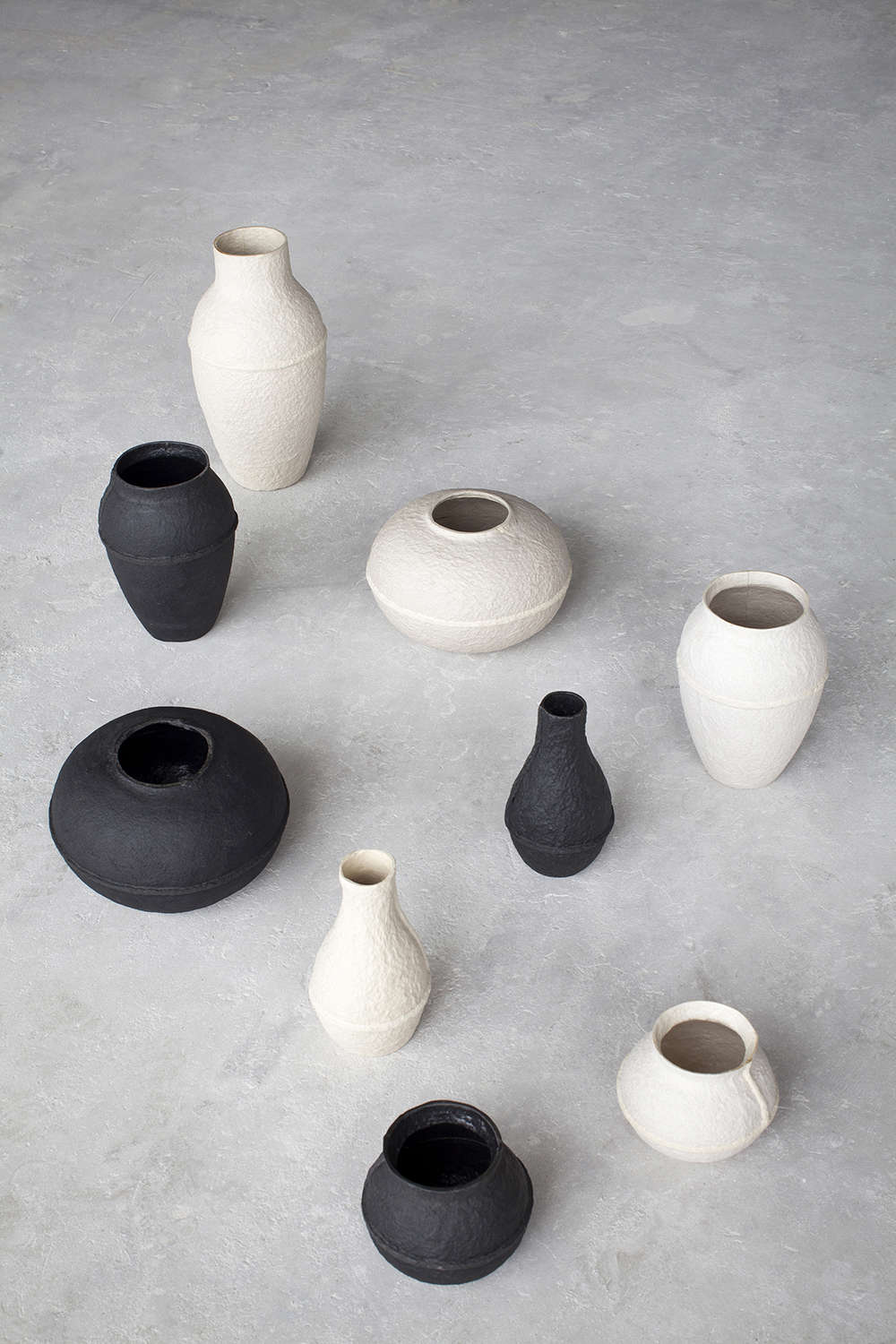 From designer Debbie Wijskamp, aWhite XL Paper Pulp Vase is €54.20 at Serax. For more, see Yesterday's News: Vases Made from Recycled Papers on Gardenista.