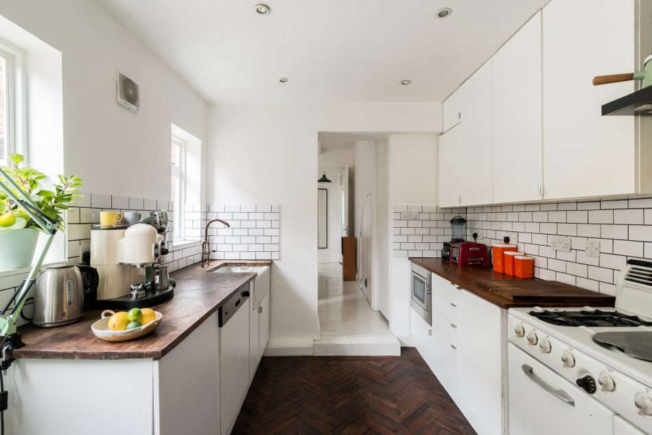 designing a vintage kitchen kitchen of the week a retro kitchen in london from an emerging