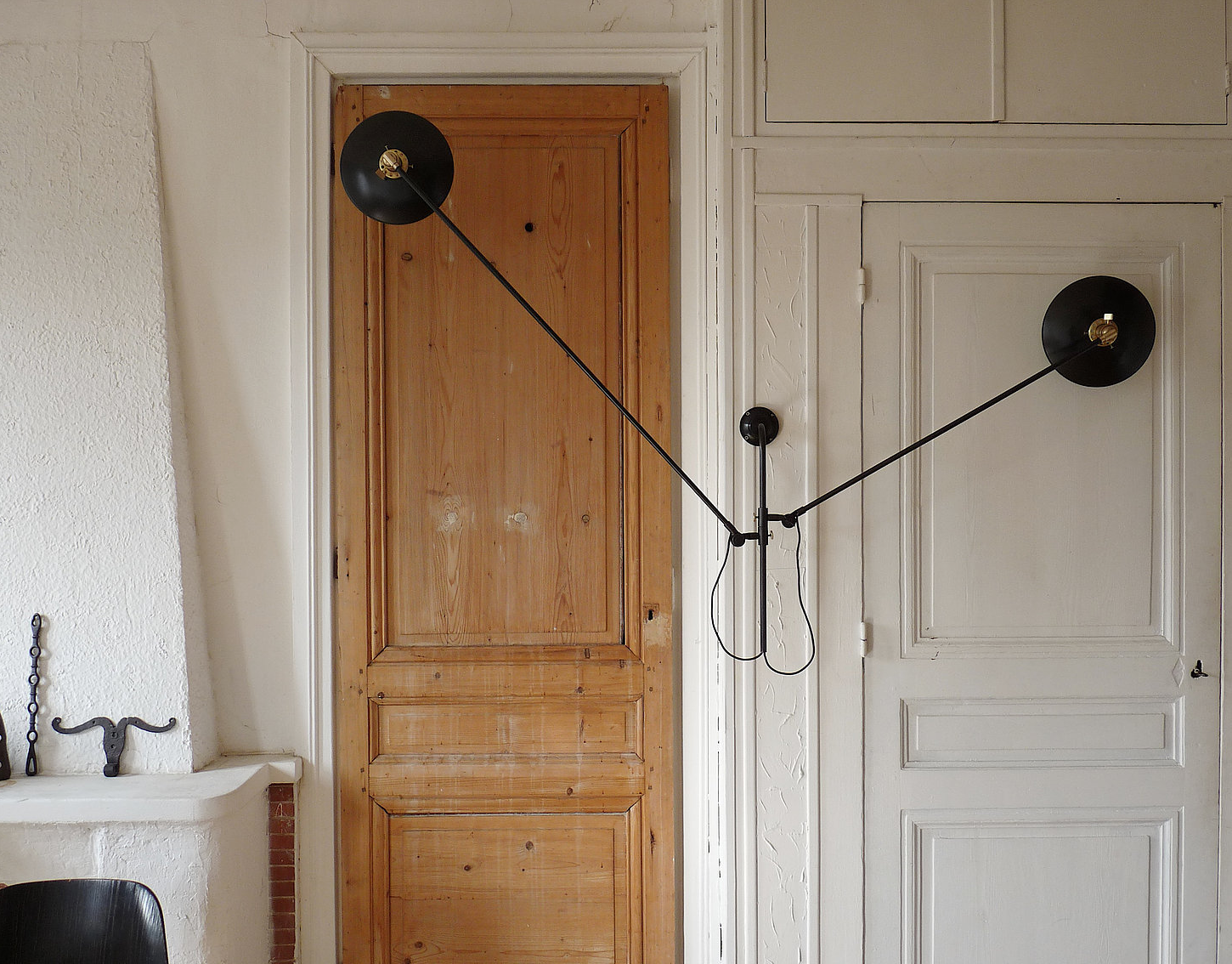 The Anvers Two Arm Lamp is €829 ($880).
