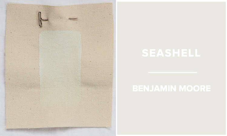 Benjamin Moore Seashell