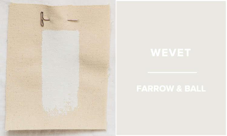 Above Farrow Ball S Wevet Was A Por Warm White Pick Among Architects Chris Mccullough From La Based Hsu Loves The Way This Paint Is
