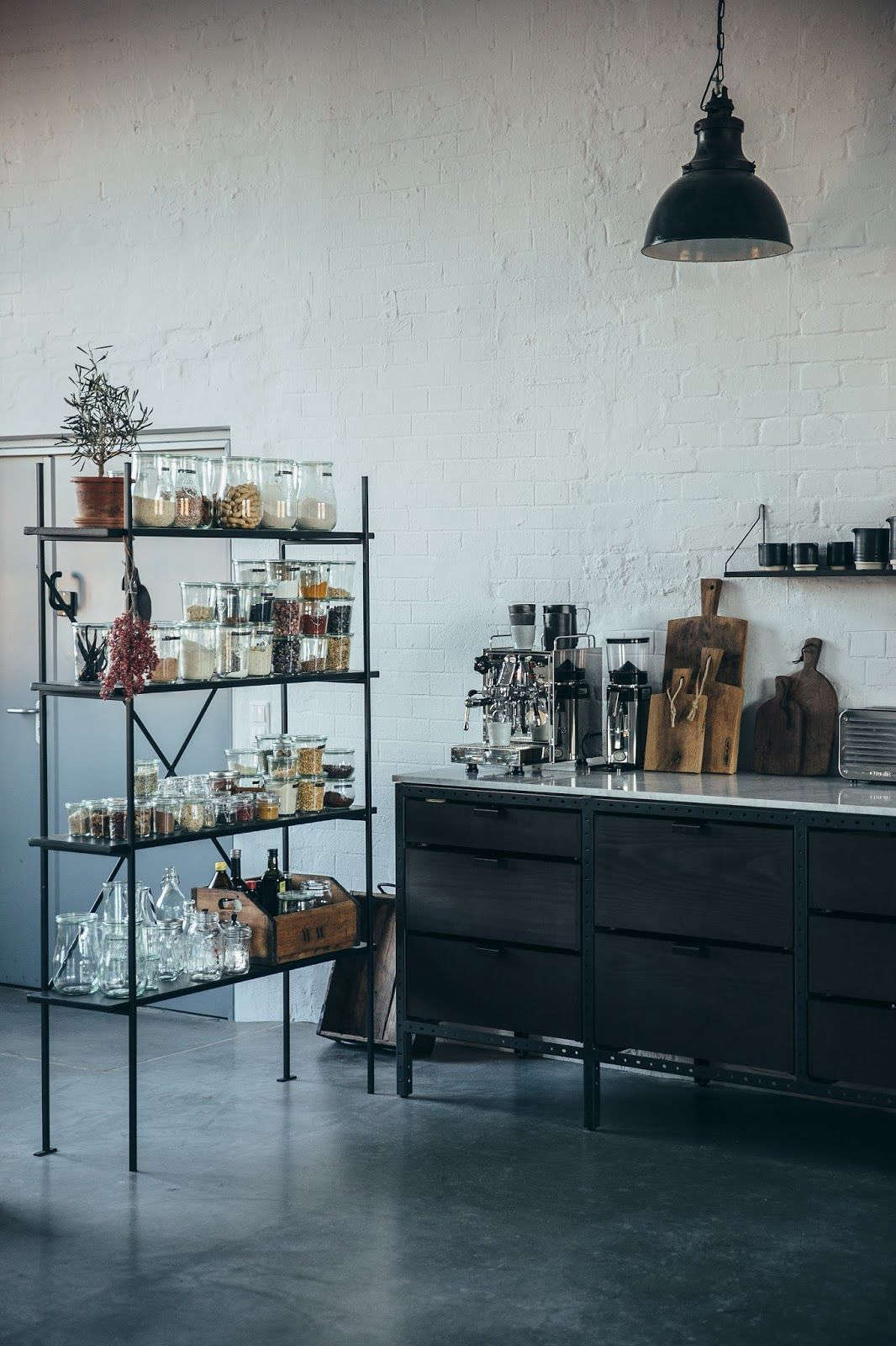 Frama Studio Kitchen Douglas Fir Cabinets Berlin Our Food Stories Studio