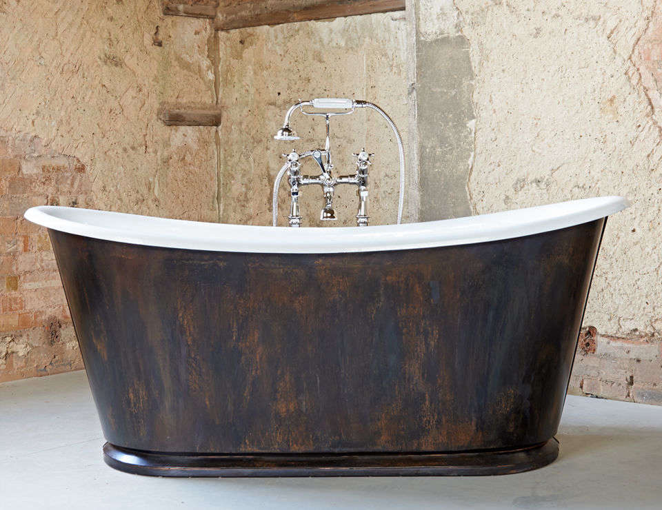 10 Easy Pieces Freestanding Copper Bathtubs Remodelista