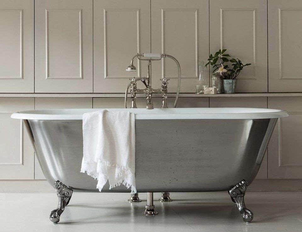 The Swale Bathtub with Ball & Claw Feet