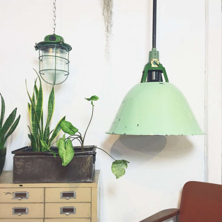 Russian Industrial Pendants: Reborn In The USA: Soviet Industrial Lights From Fixt Electric