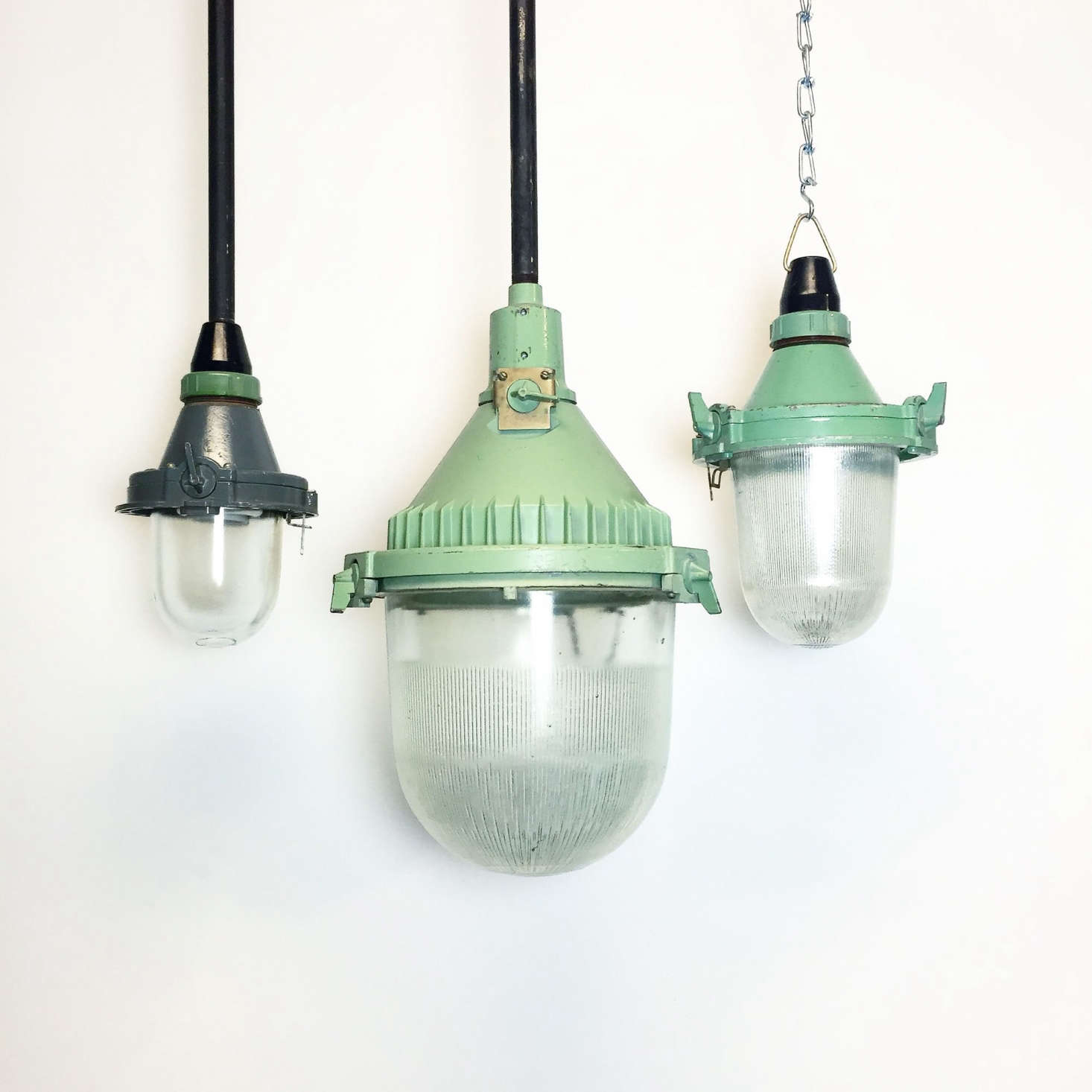 Reborn in the USA: Soviet Industrial Lights from Fixt Electric