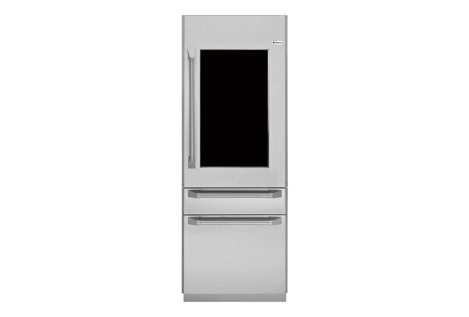 10 Easy Pieces Glass Door Refrigerators Remodelista