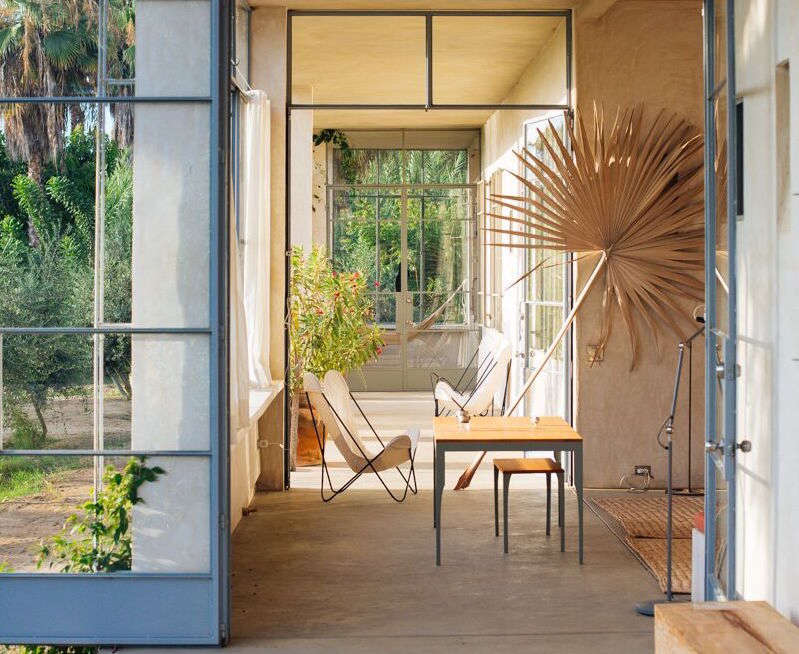 A Soulful Casita in Todos Santos, Mexico, for a French Aesthete