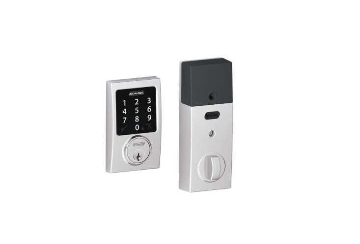 Remodeling 101 Smart Door Locks Remodelista