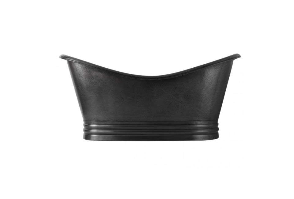 10 easy pieces: freestanding copper bathtubs - remodelista
