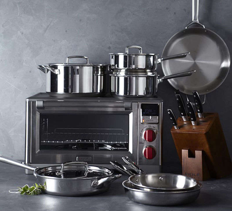 10 Easy Pieces Toaster Ovens Remodelista