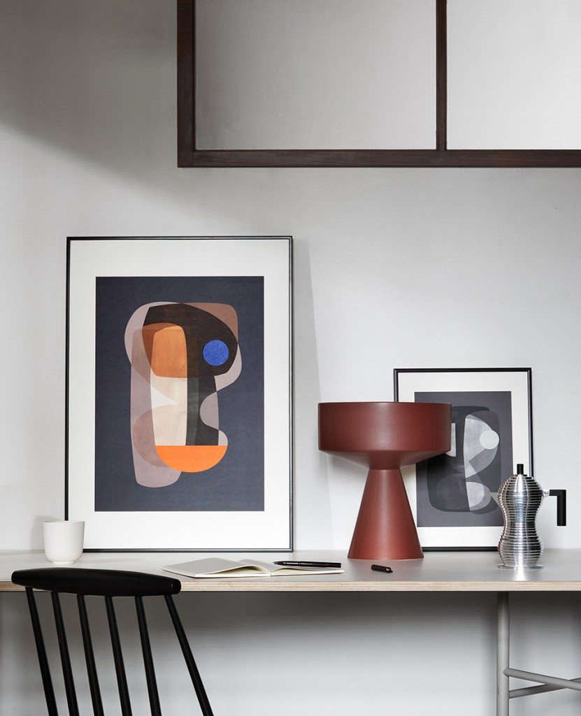 Trend Alert: New Geometry, The Return of the Art Poster