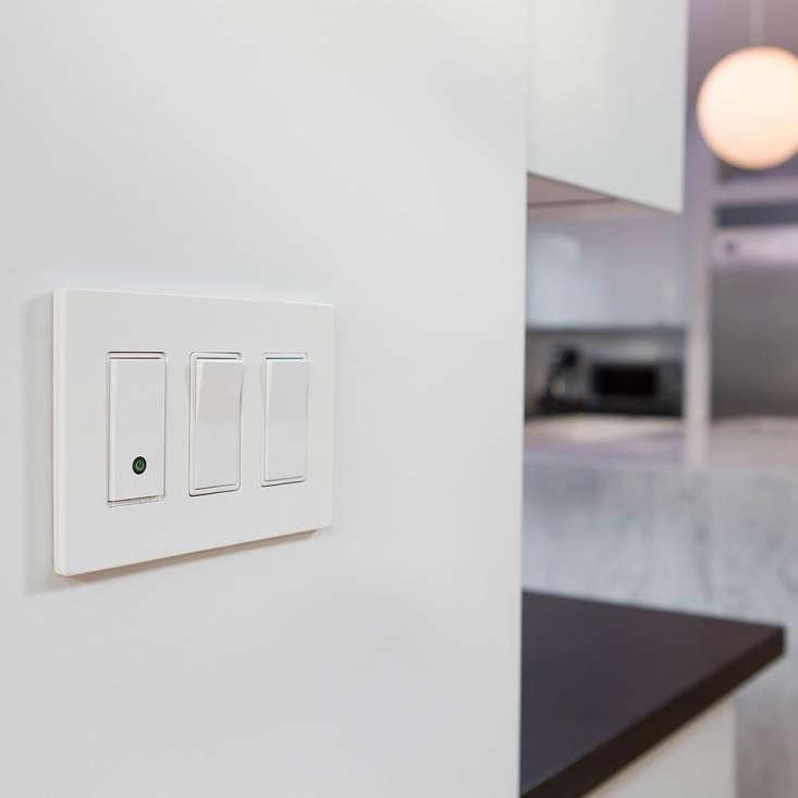 belkin wemo wireless light control switch smart inwall dimmer switch insitu