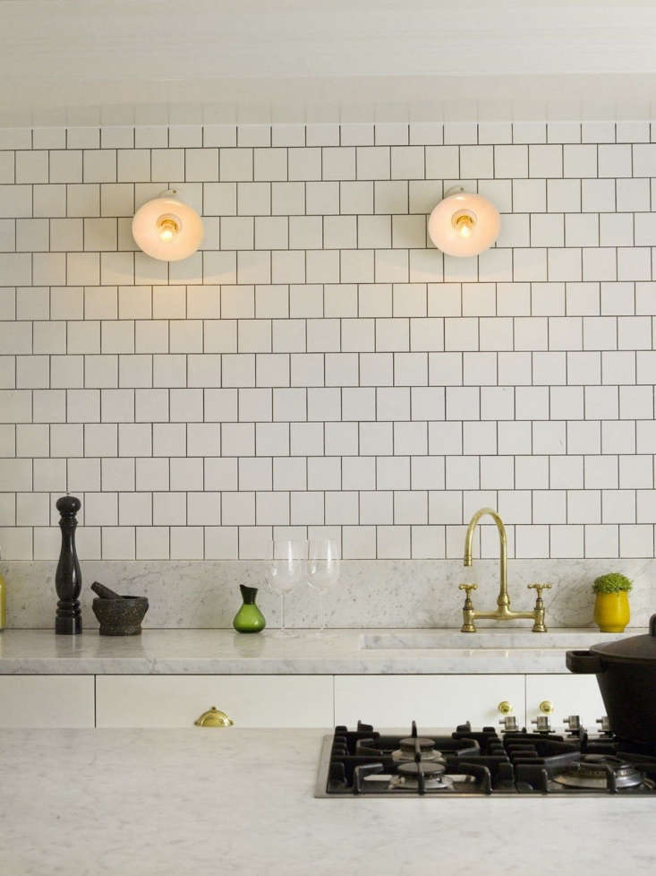 Kitchen Tiles Brick Style exellent kitchen tiles brick style wall for white cabinets with