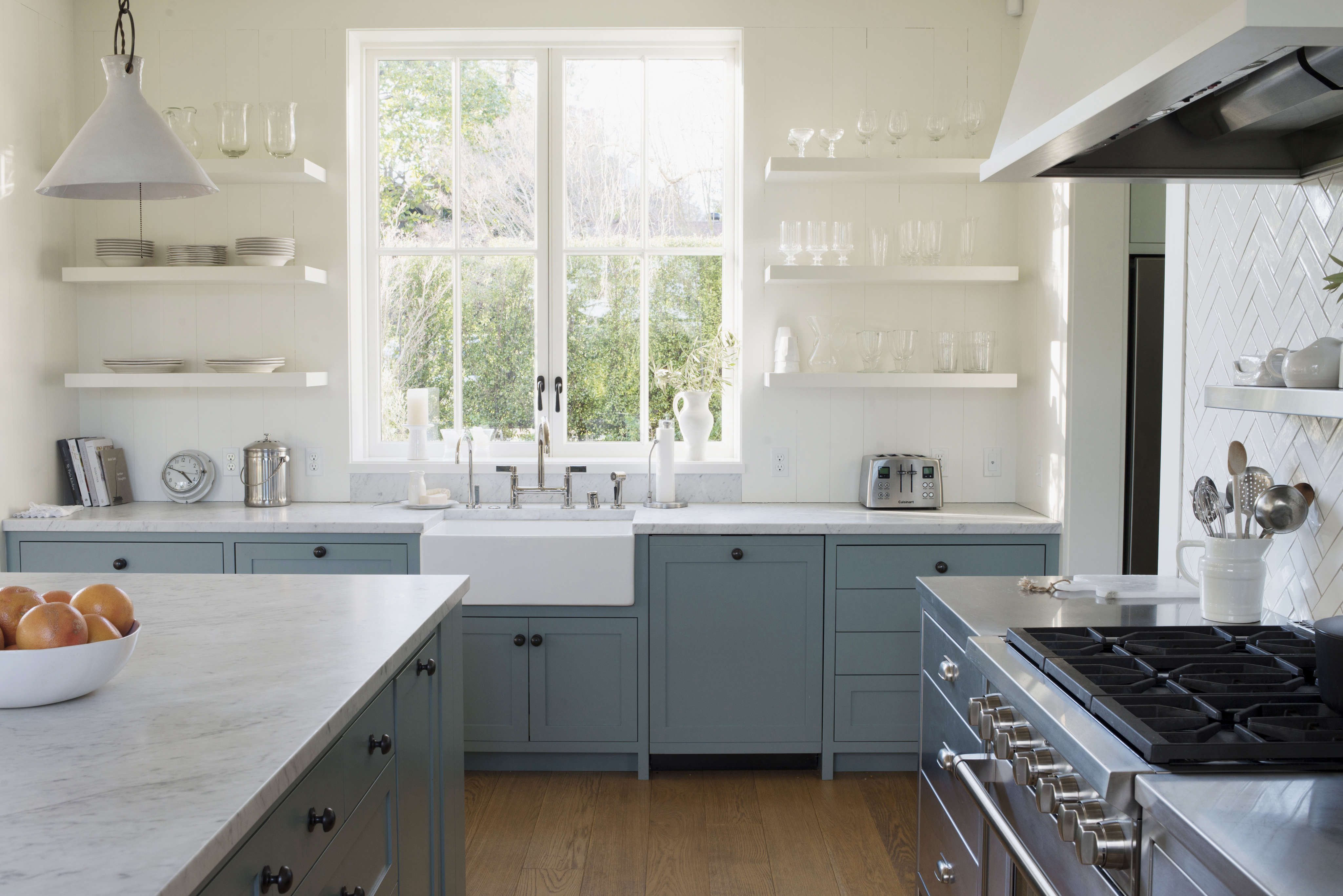 Exceptionnel Kitchen Of The Week: A New Build Kitchen In Mill Valley, CA, The Six Month  Check Up   Remodelista