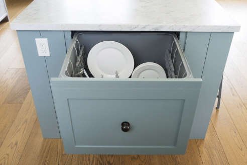 Fisher Amp Paykel Full Console Single Dishdrawer