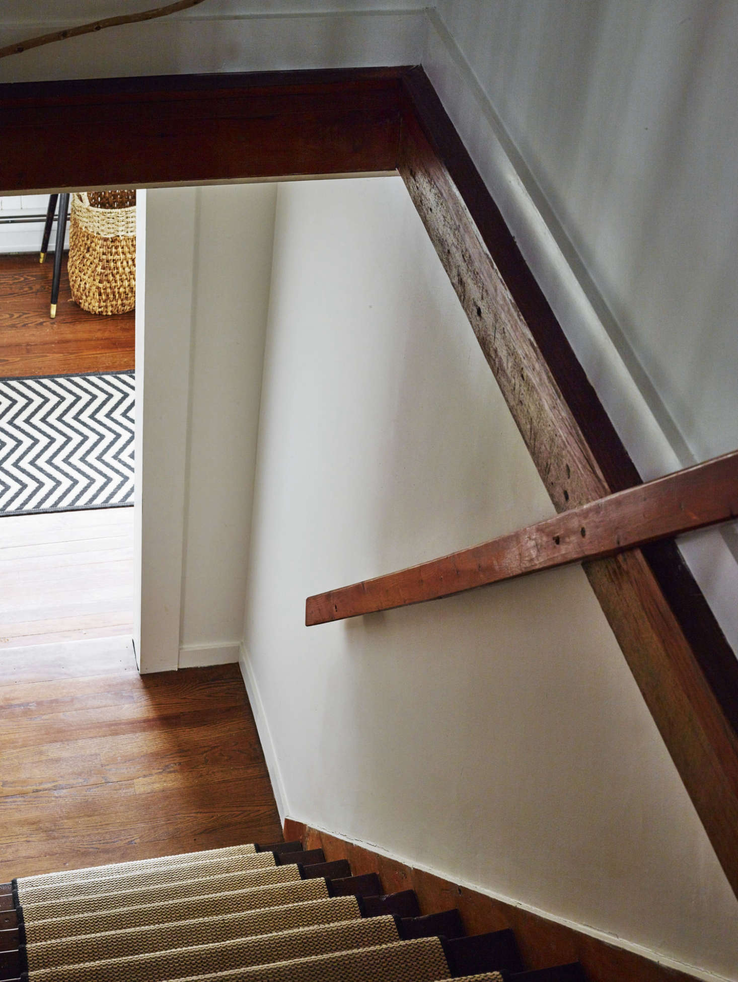 Remodeling 101: All About Stair Runners - Remodelista
