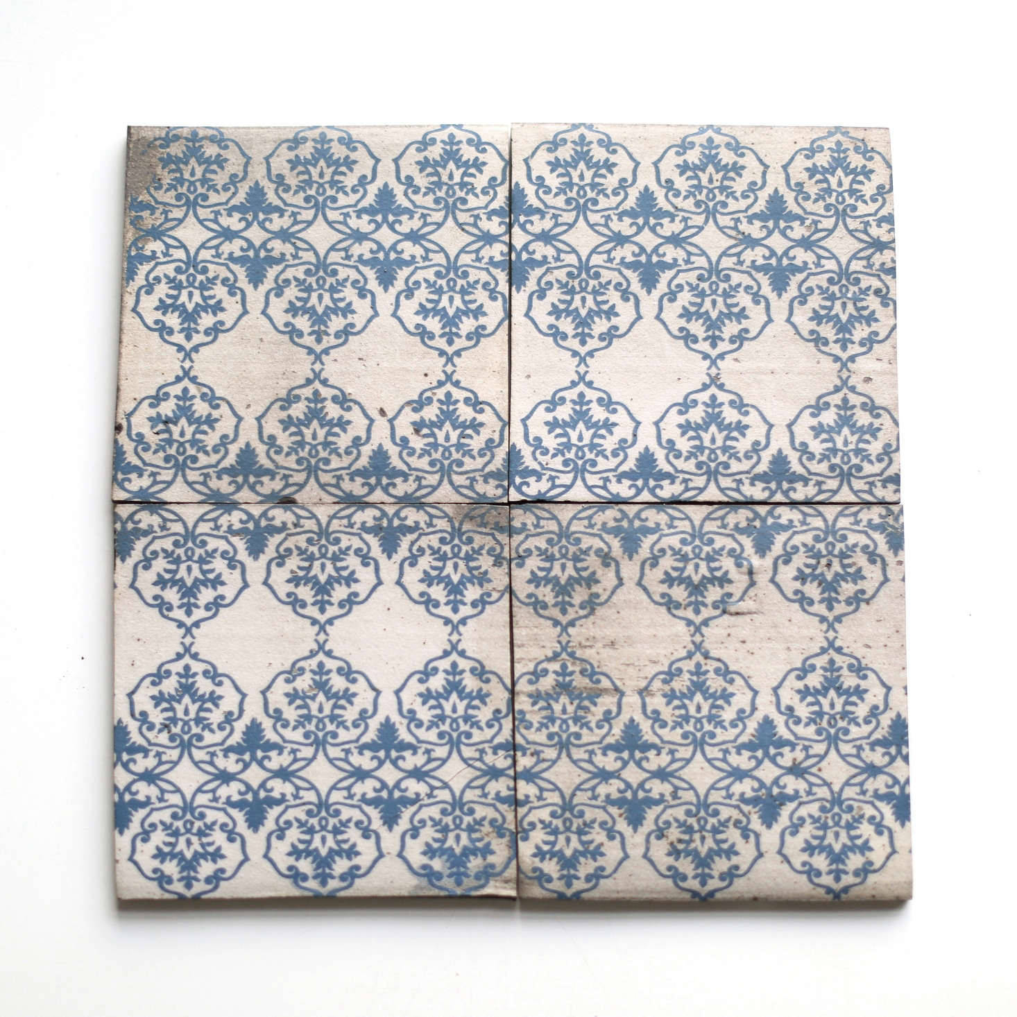 A New Blue Delft Tile Line from a California Artist - Remodelista