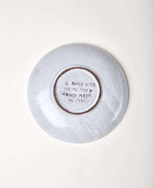 Il Buco Vita Assisi Appetizer Bowl Bottom Detail