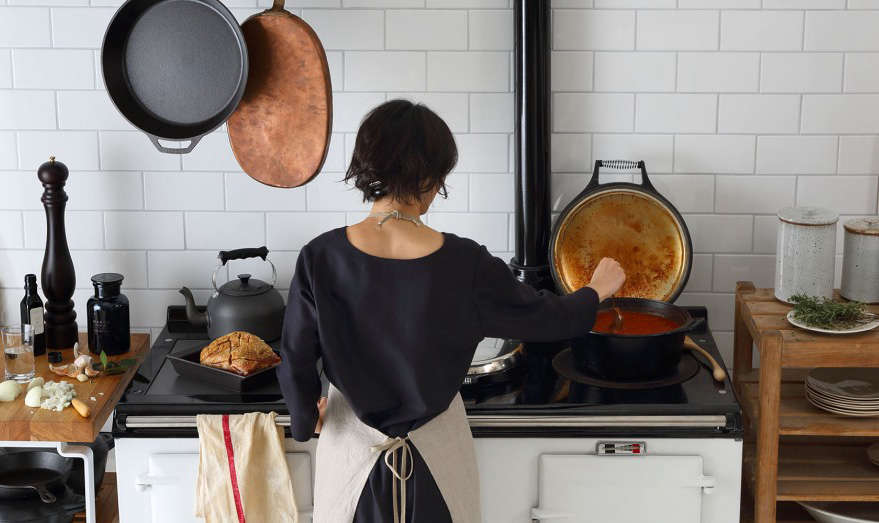 Design Sleuth: Classic Aga Cookers