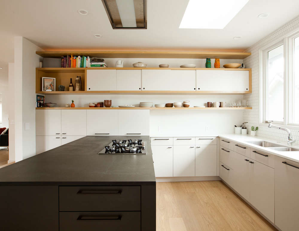 Merveilleux Kitchen Of The Week: Oakland Family Kitchen By Medium Plenty   Remodelista