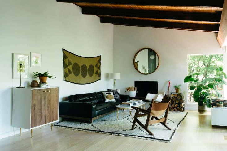 Steal This Look Midcentury Modern Living Room In Portland Oregon - The living room portland
