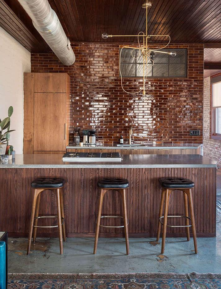 A Former Whiskey Bottling Factory Becomes Philadelphia S