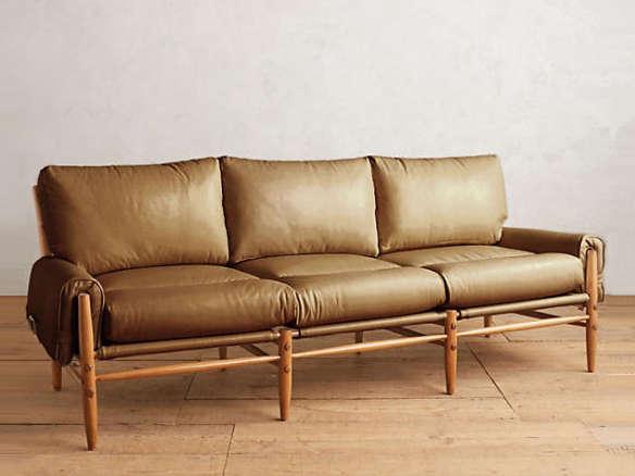 Surprising Premium Leather Rhys Sofa Download Free Architecture Designs Intelgarnamadebymaigaardcom