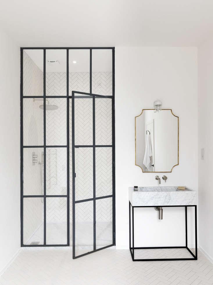 Bathroom Windows London remodeling 101: steel factory-style windows and doors - remodelista
