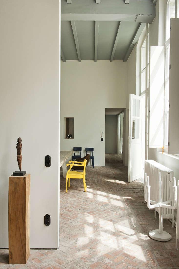 Living With Art Galerist Veerle Wenes At Home In Antwerp